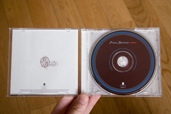 Punch Brothers CD Cover